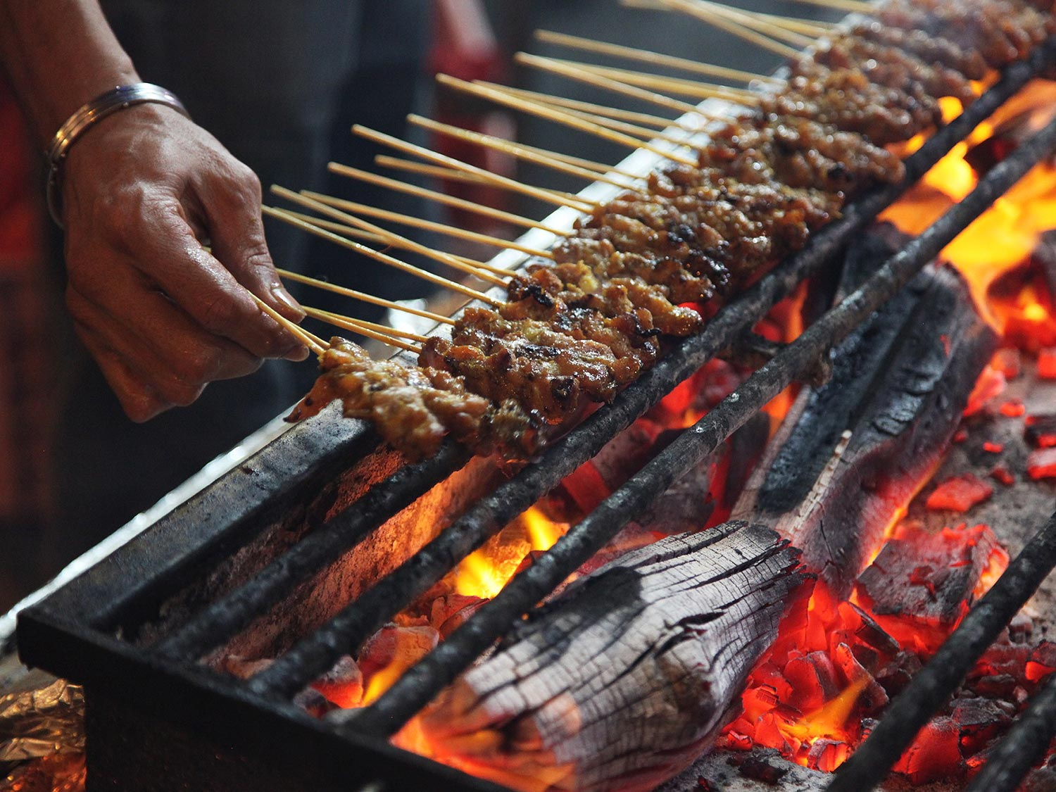 DRAFT The Best Sate We Ate in Singapore, Malaysia, and